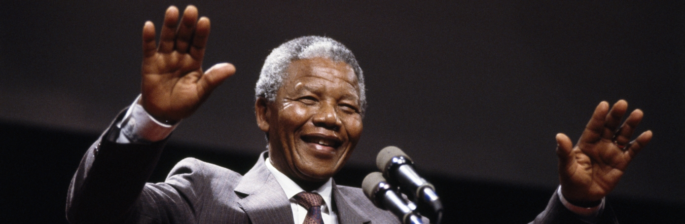 Image result for year nelson mandela was free