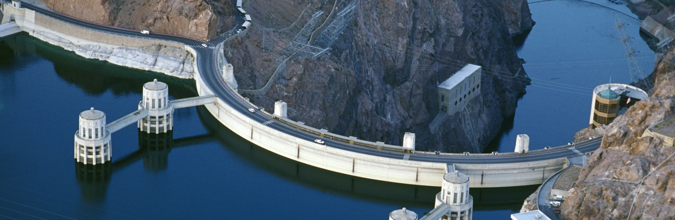 The history of the hoover dam and its creators