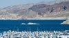 lake mead, marina, mountains, boulder city, nevada