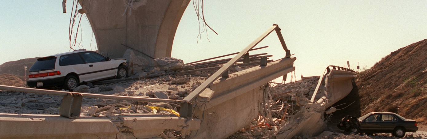 Northridge Earthquake: Thinking about receiving 18, 1994