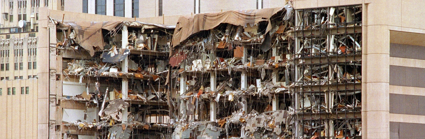 Oklahoma City Bombing Timothy Mcveigh Terry Nichols