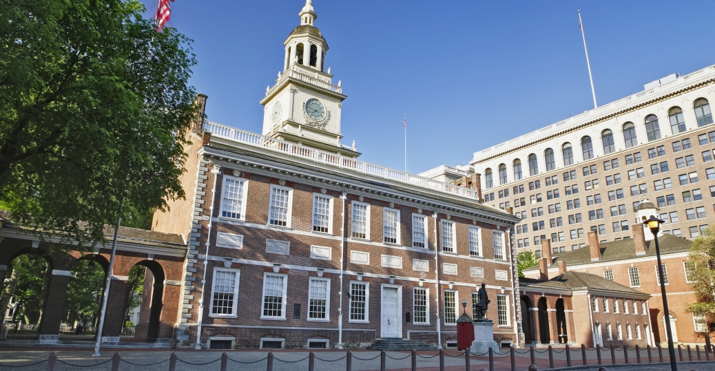 declaration of independence, untied states constitution, independence hall, pennsylvania
