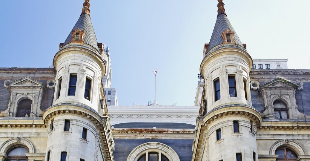 philadelphia, city hall, pennsylvania, largest municipal building, tallest masonry building
