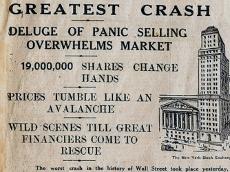 an analysis of the impact of the stock market crash in america in 1929 The great depression (1929-1939) although the united states had experienced several depressions before the stock market crash on october 27, 1929, none had been as severe nor as long lasting before black thursday struck wall street.
