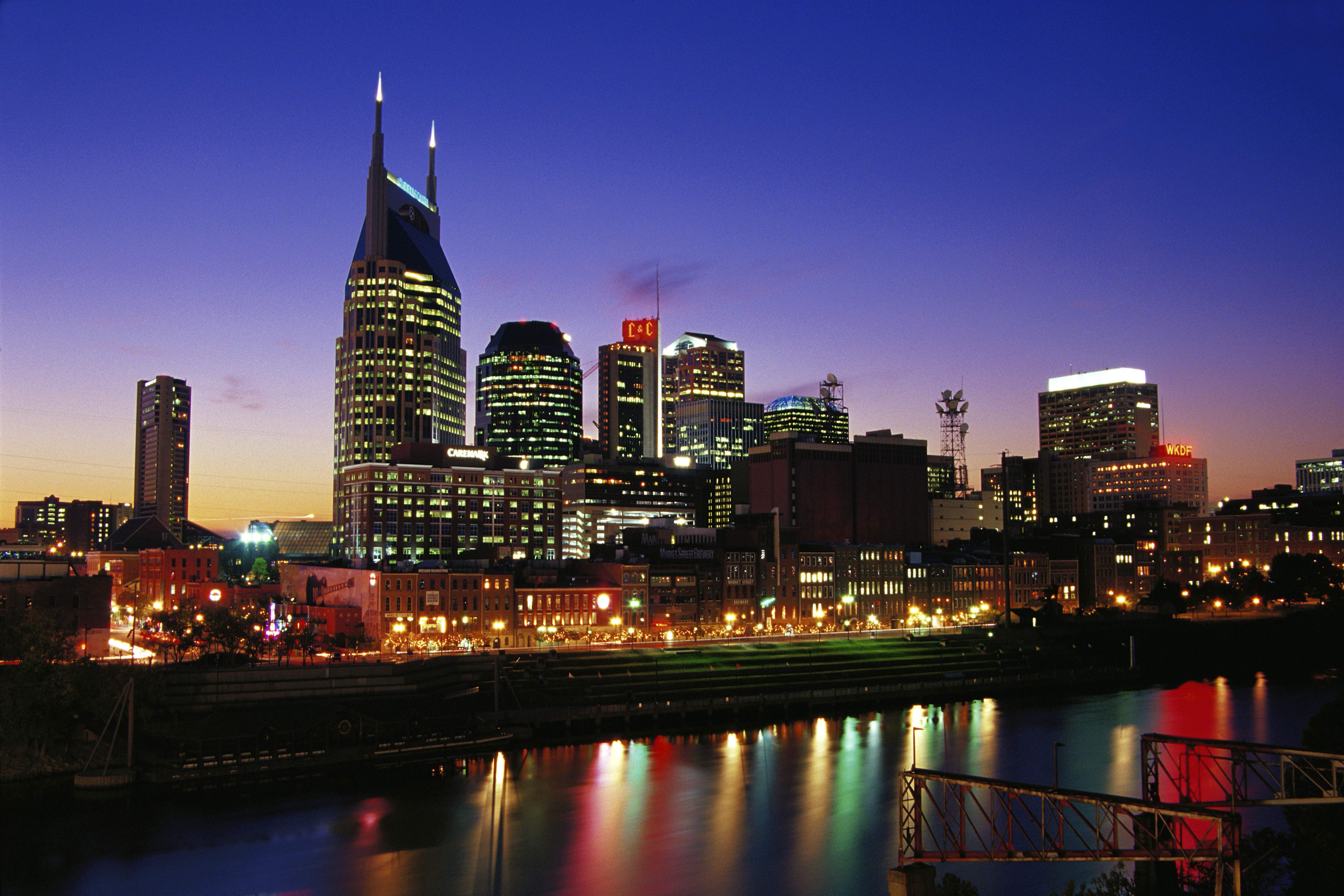 nashville the capital of tennessee Nashville is the capital of tennessee and known for its music industries, earning it the nickname music city, and it is also known for several colleges and universities  nashville has a consolidated city-county government with 6 municipali.