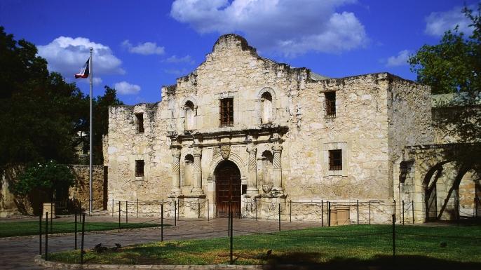 Visit The Alamo