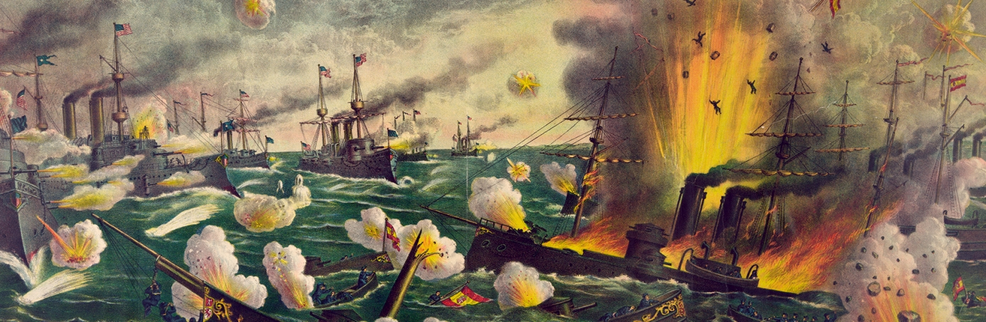 The Great Naval Battle of Manila Bay