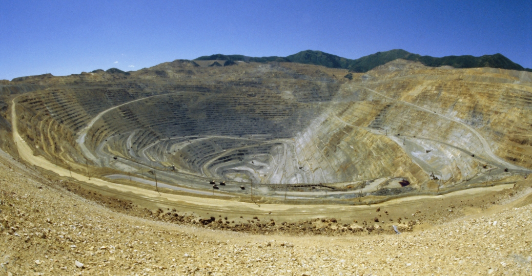 bingham canyon, copper mine, pit mine, utah, bingham
