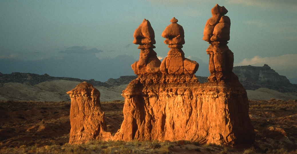 rock formation, goblin valley, national state park, utah