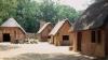 james fort, replica settlement, jamestown, virginia