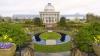 lewis ginter botanical garden, richmond, virginia, botanical garden, lewis ginger, garden