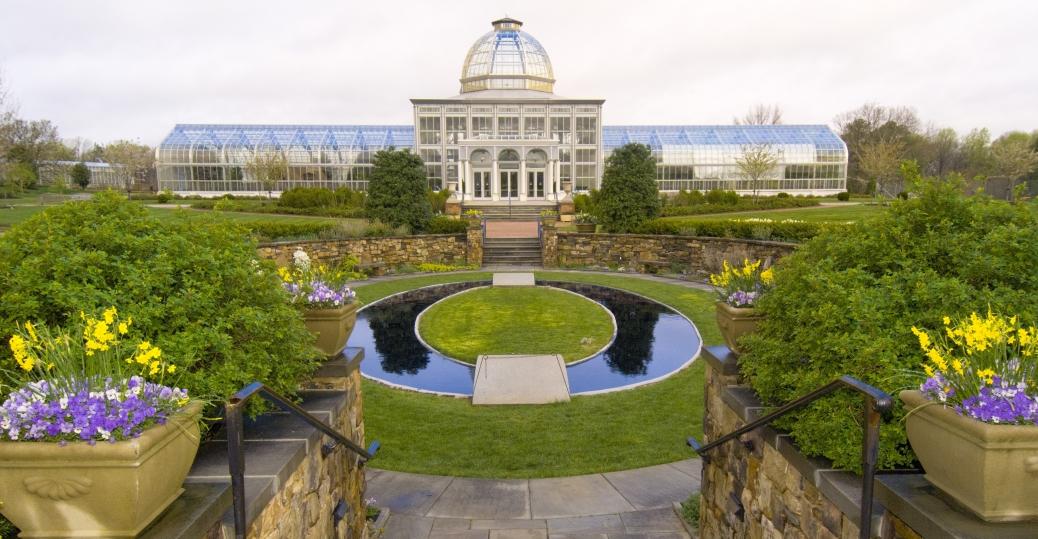 Lewis Ginter Botanical Gardens Hours Fasci Garden