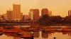 richmond, virginia, commonwealth, municipalities, city, independent city, skyline