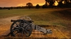 cannon, yorktown, battlefield, colonial national historic park, virginia