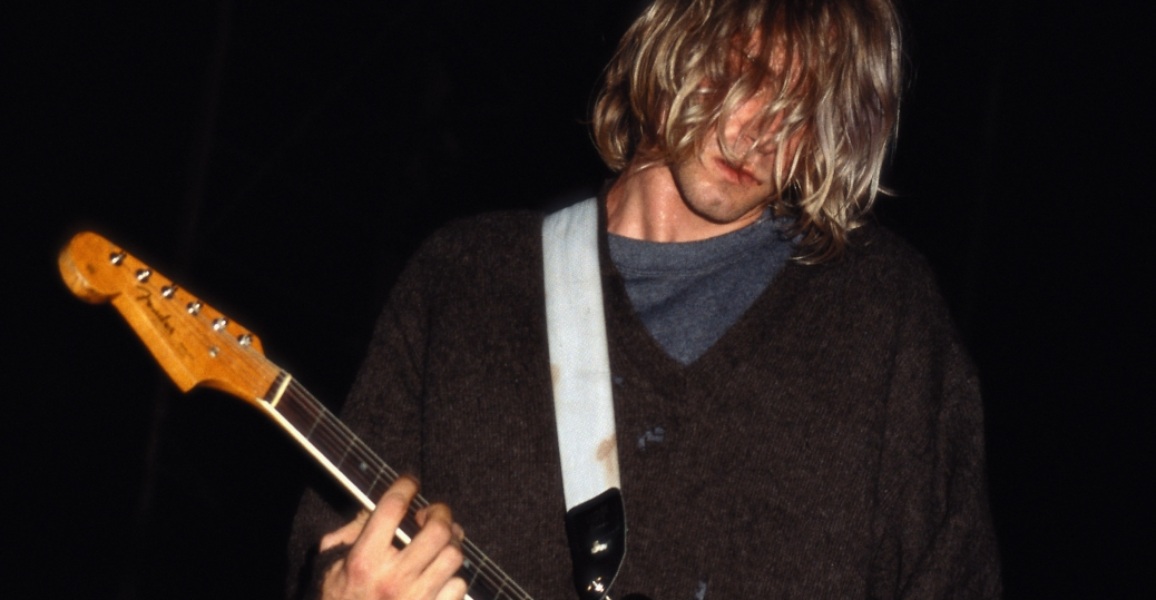 kurt cobain, aberdeen, washington, seattle, nirvana, the grunge movement