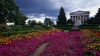 garden, capitol, olympia, washington