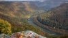 grand view lookout point, new river gorge national river, national river, west virginia