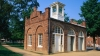 john brown, john brown's fort, guard house, armory's fire, harper's ferry, national historic park, west virginia