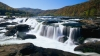 ner river gorge national river, sandstone falls, stony gap, hinton, west virginia, seven natural wonders of the world, waterfall