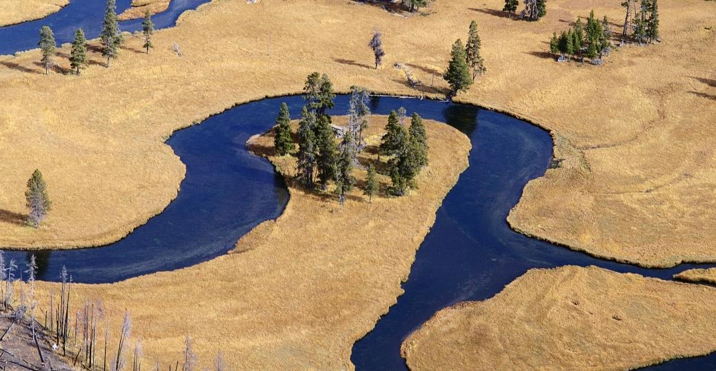 gardner river, yellowstone river, wyoming, montana, yellowstone national park