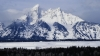 snow, grand teton, jackson hole, grand teton national park, wyoming