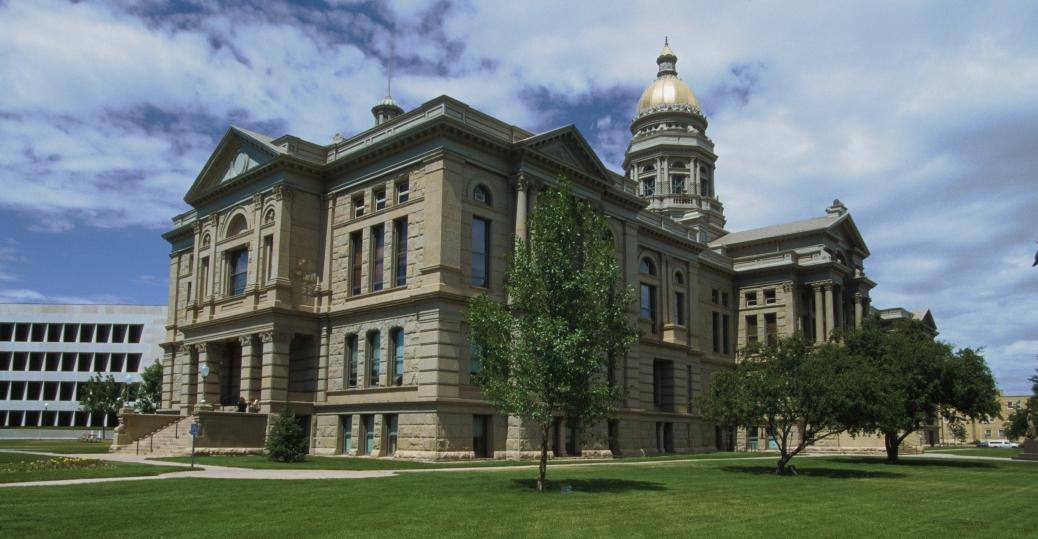 cheyenne, governor of wyoming, wyoming, state capitol, state legislature