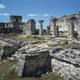 Quintana Roo - Maya archaeological site of Tulum