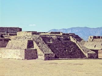 Santos in Oaxaca's Ancient Churches