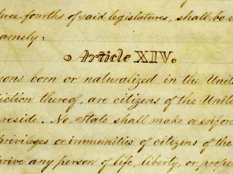 An introduction to the history of the fourteenth amendment