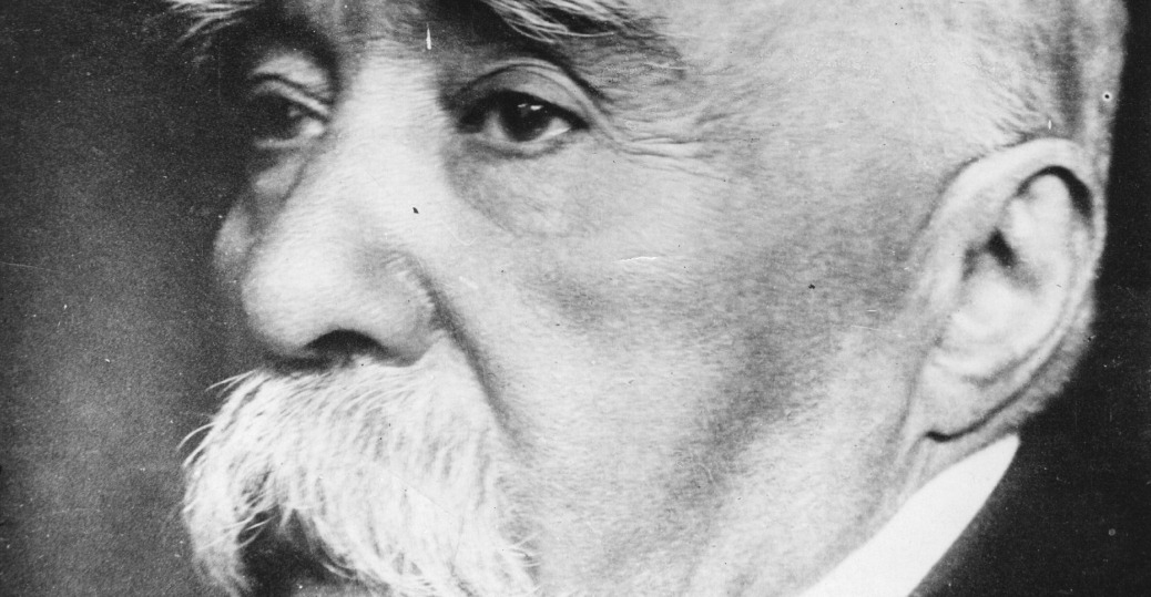 prime minister of france, 1917, Georges Clemenceau, ferdinand foch, world war I