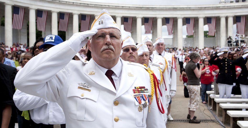 veterans of foreign wars, memorial day, arlington national cemetery