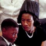 Myrlie Evers-Williams funeral