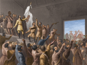 Bear Flag Revolt - Facts & Summary - HISTORY.com Famous American Flag Art