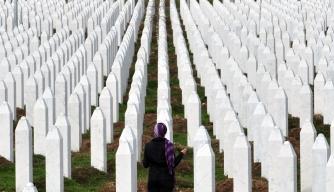 Bosnian Genocide memorial
