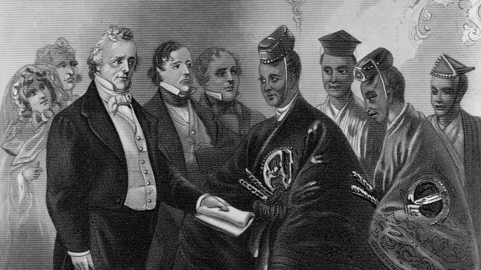 1856 presidential election, slavery, overseas duties, james buchanan, president james buchanan