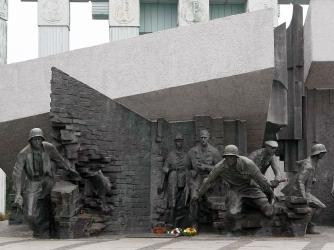 Warsaw Ghetto Uprising   Nazi Resistance   HISTORY.com