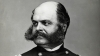 ambrose everett burnside, general ambrose burnside, union general, union military leaders, the civil war, battle of antietam, battle of fredricksburg, sideburns