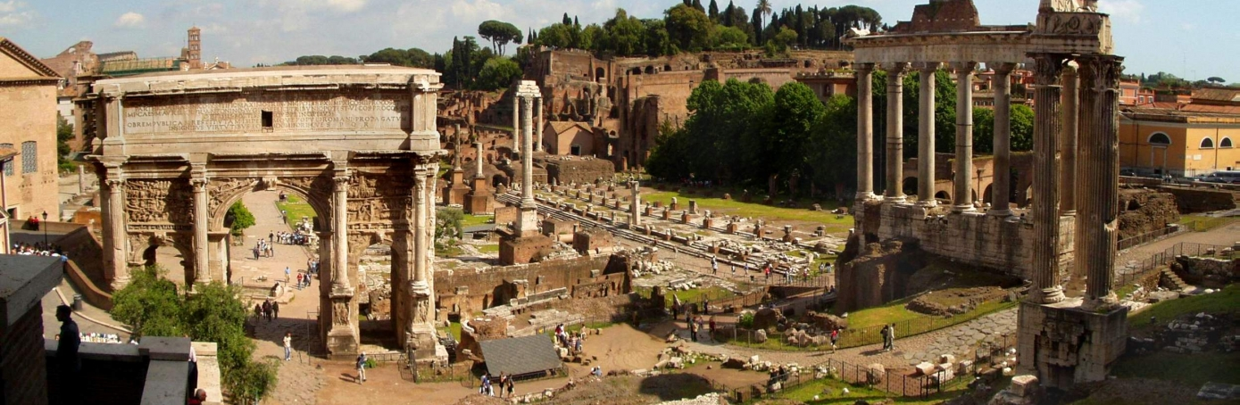 the significance of the roman forum in the roman empire Forum romanum (the roman  the worship of the emperor and the imperial family was more commonplace in the provinces of the roman empire  la maison carrée.