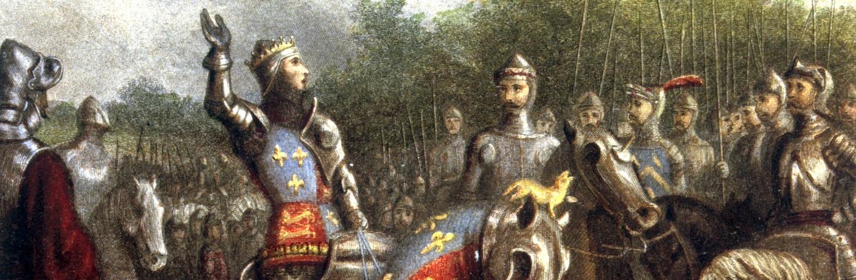 Battle of Agincourt, Henry V