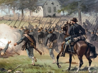 an introduction to the history of the battle of antietam Schaeffer: the battle of antietam – introduction: the  156 years  later, antietam remains the bloodiest day in american history.