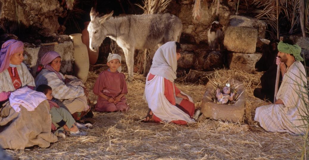 bethlehem, west bank, the birth of jesus christ, creche scene, christmas, holidays