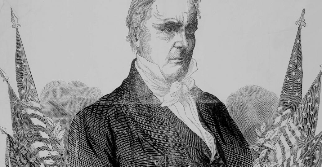 pennsylvania state legislature, federalist, 1814, james buchanan, president buchanan