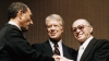 anwar as sadat, president jimmy carter, menachem begin, the camp david accords, peace treaty, 1979