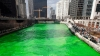 chicago river, st. patrick's day, st. patrick's day celebration, green, irish, chicago