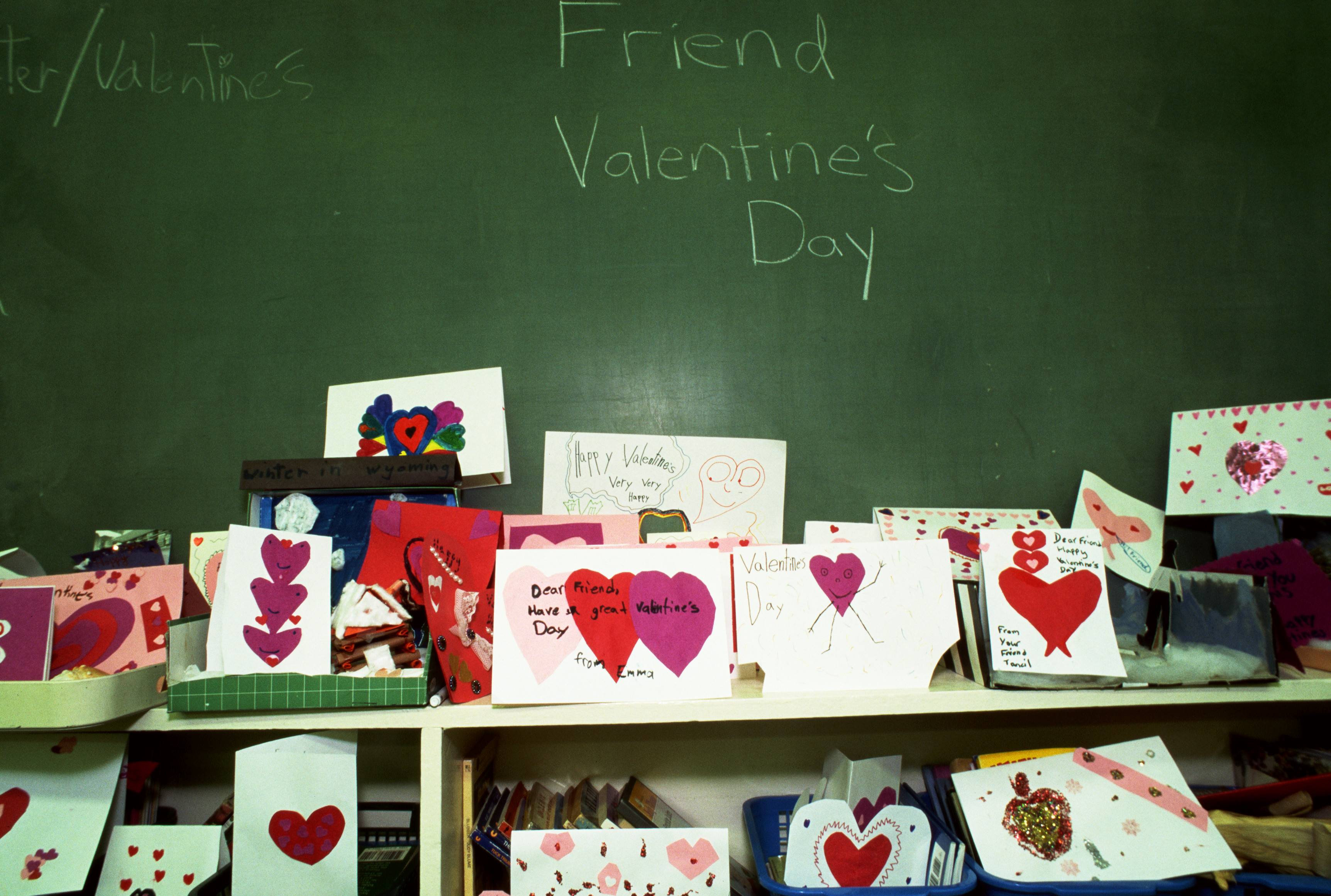blackboard-and-valentines-day-cards-3 - Valentine's Day ...