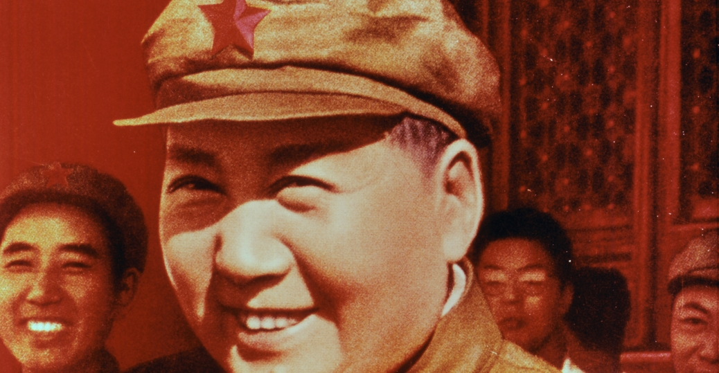 chinese communist leader, mao zedong, the cold war, communist leaders