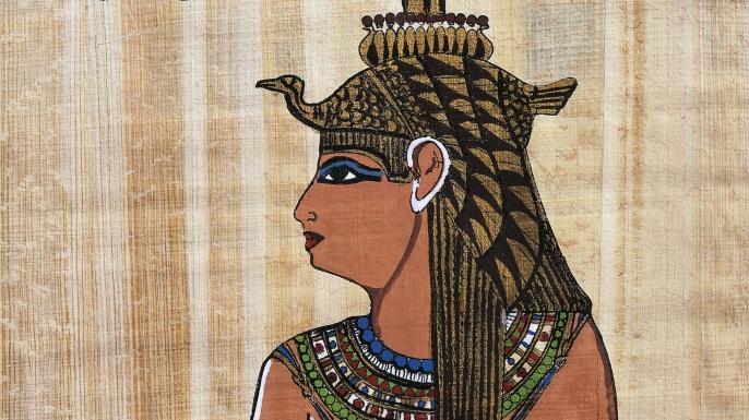 Cleopatra hero
