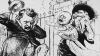 anti cleveland, cleveland cartoon, political cartoon, grover cleveland, president cleveland
