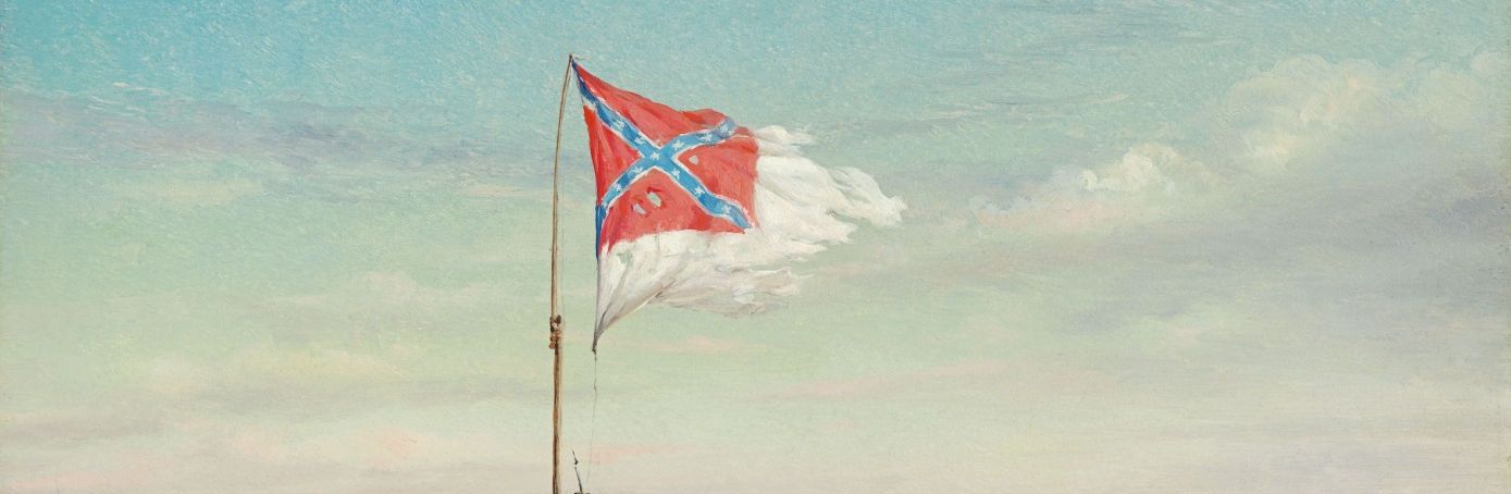 Flag of Sumter, Conrad Wise Chapman