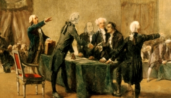 Image result for the continental congress votes to break away from britain